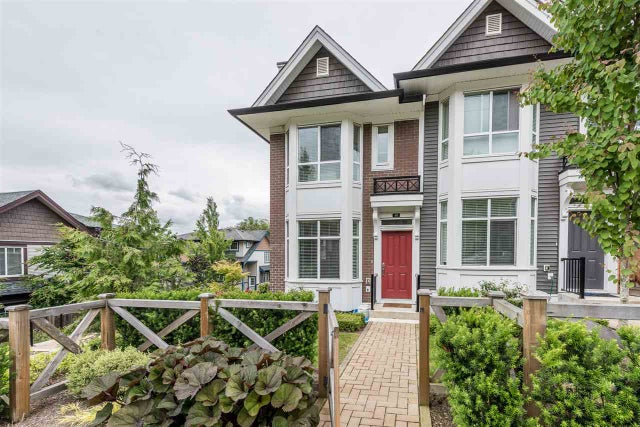 40 14433 60 AVENUE - Sullivan Station Townhouse for sale, 3 Bedrooms (R2177864) #1
