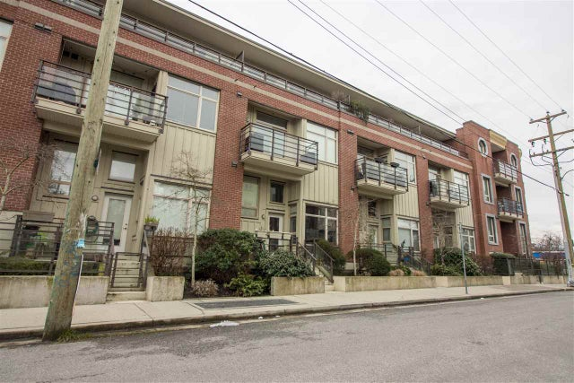 206 2828 MAIN STREET - Mount Pleasant VE Apartment/Condo for sale, 1 Bedroom (R2240754) #4